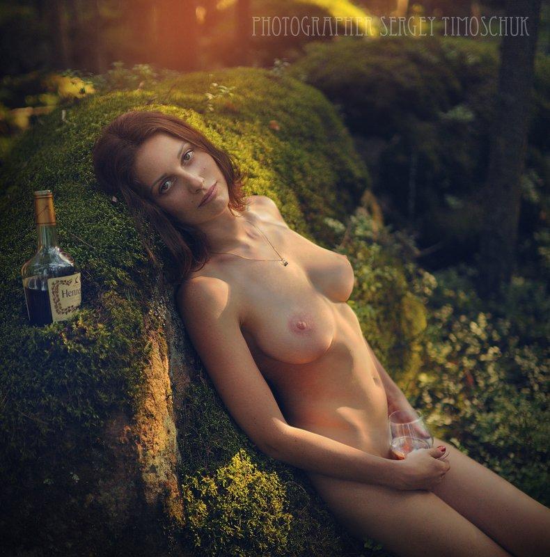 Валентина Тимощук Обнаженная