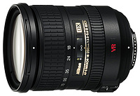 Nikon AF-S 18-200mm f/3.5-5.6G IF-ED VR DX Zoom-Nikkor