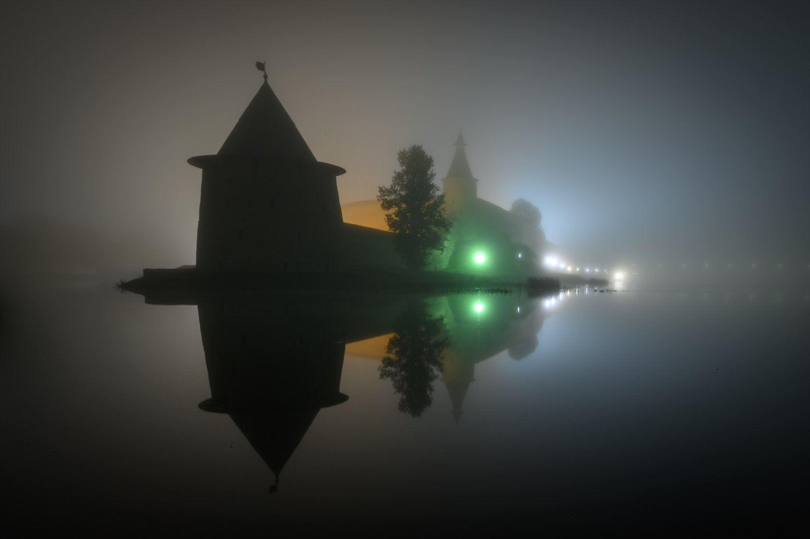 пейзаж, Dmitriev Roman