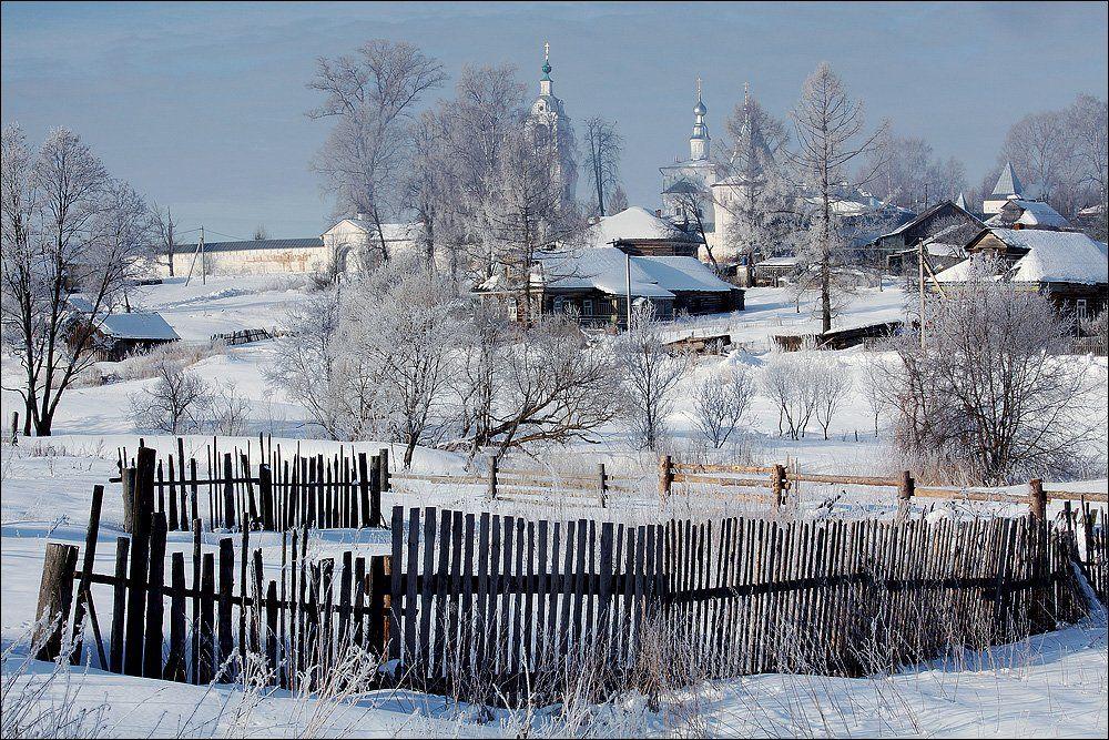 монастырь, старообрядческий, весна, изморозь, забор,, Victor Pechenev