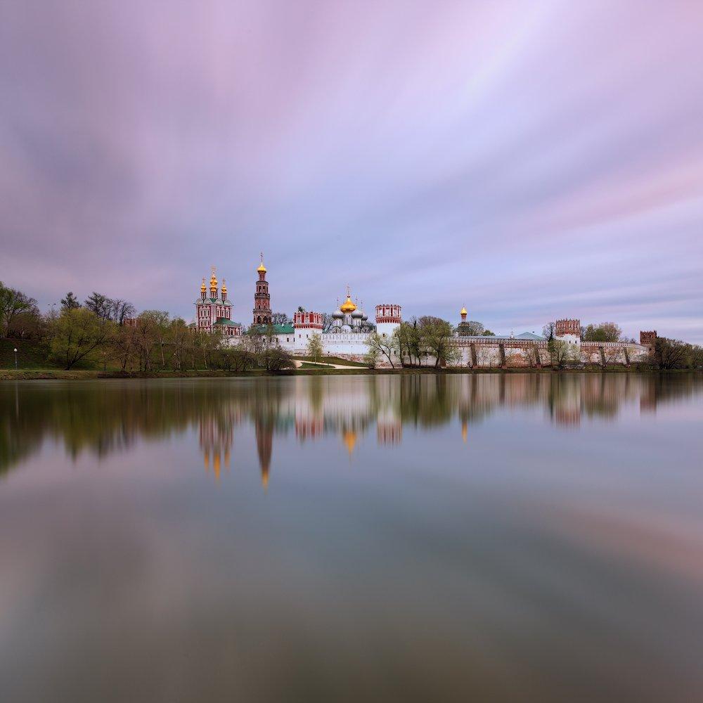 новодевичий монастырь, москва, Денис Сорокин