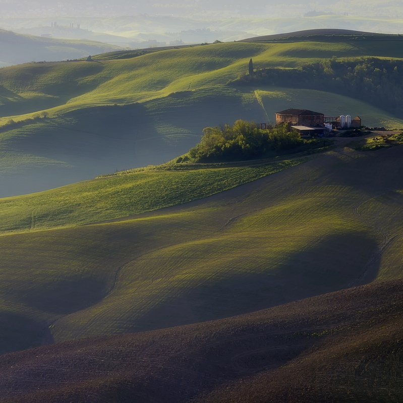 Tuscany, Marcin Kuras