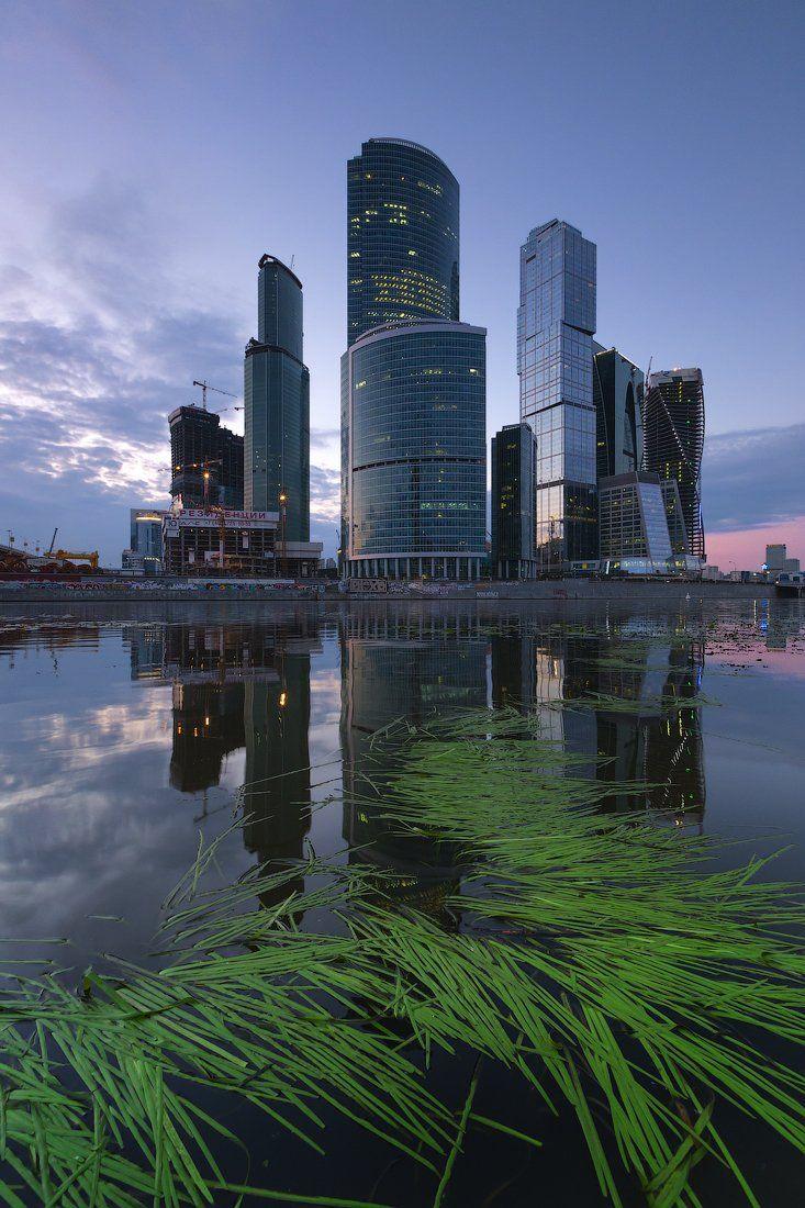 Москва, Москва-Сити, Денис Сорокин