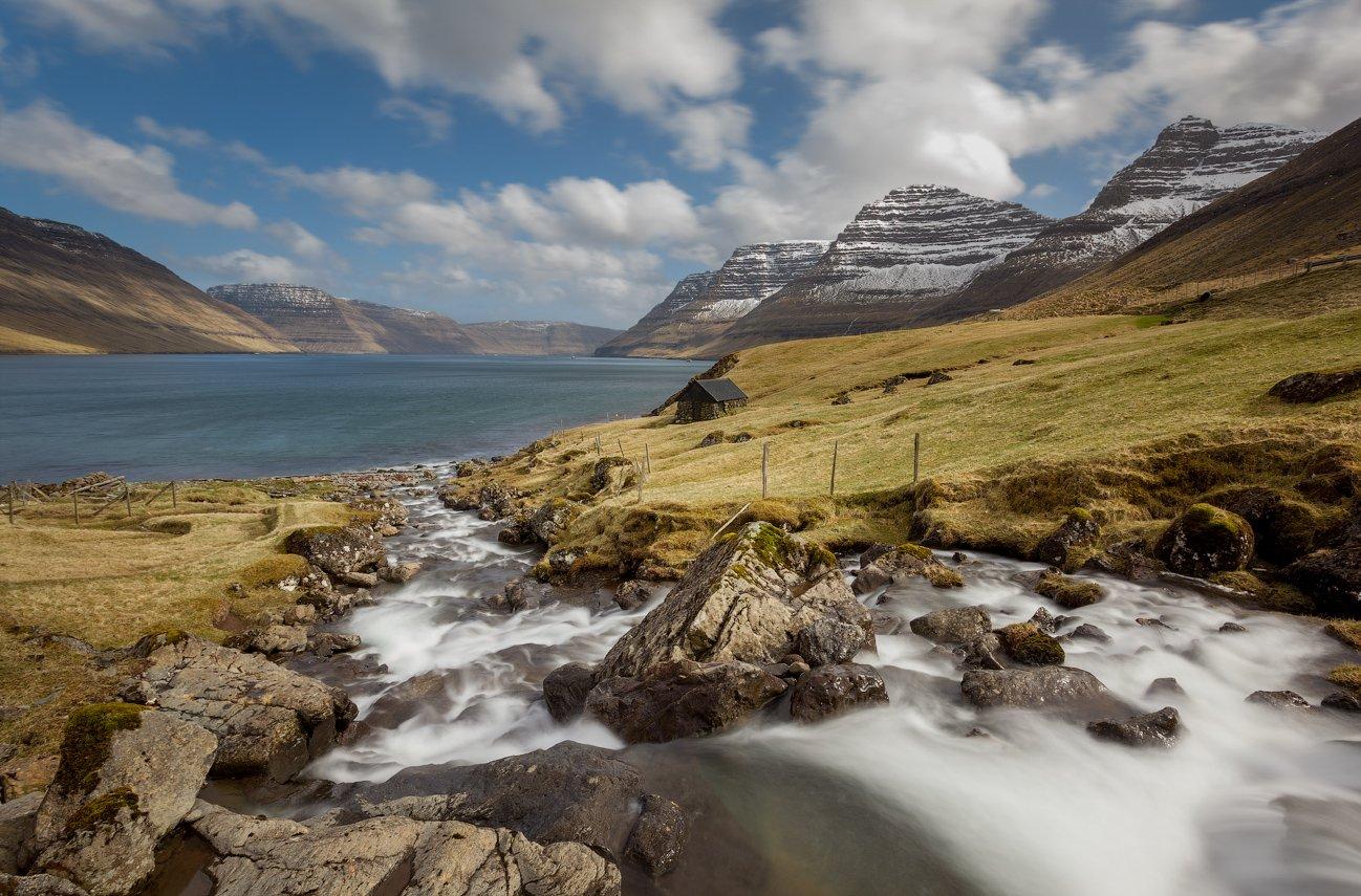 atlantic, f?royar, faroe islands, атлантический океан, горы, фарерские острова, Alex Darkside