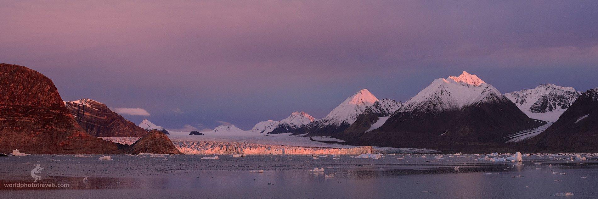 kongsfjorden., kongsvegen., norway., spitsbergen., svalbard., worldphototravels, Майк Рейфман
