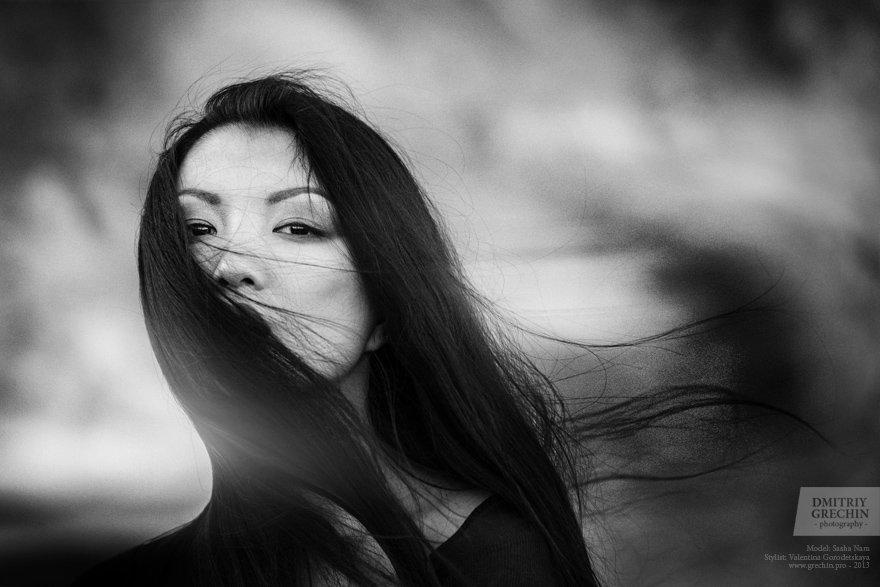 Гречин, девушка, портрет, гламур, Фешн, стиль, фотосессия, фотогра, Дмитрий Гречин