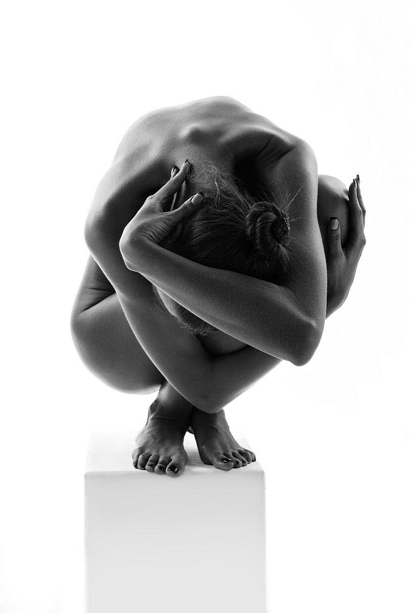 Naked girl, Nude, Shape, Aurimas Valevičius