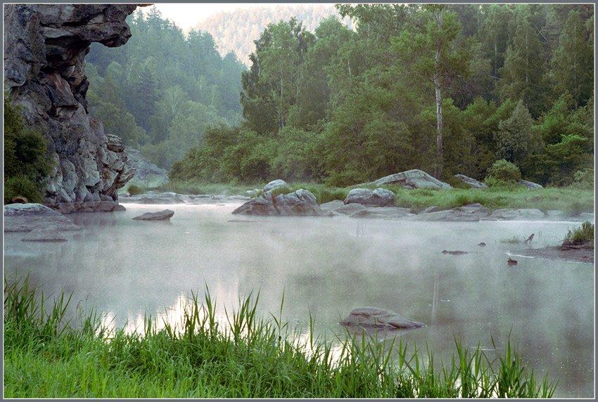 река, Качурин Алексей