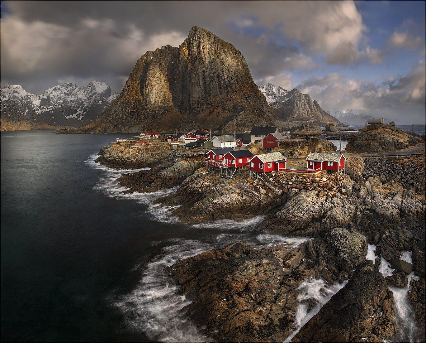 норвегия, лофотены, Yury Pustovoy (artphoto-tour.com)
