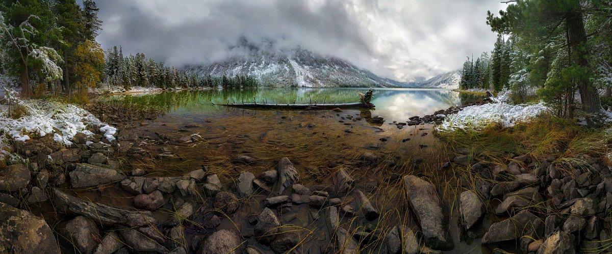 Алтай, Мультинские озера, Андрей Грачев