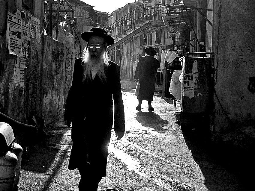 иерусалим, старый город, человек, Maxim_Shamota