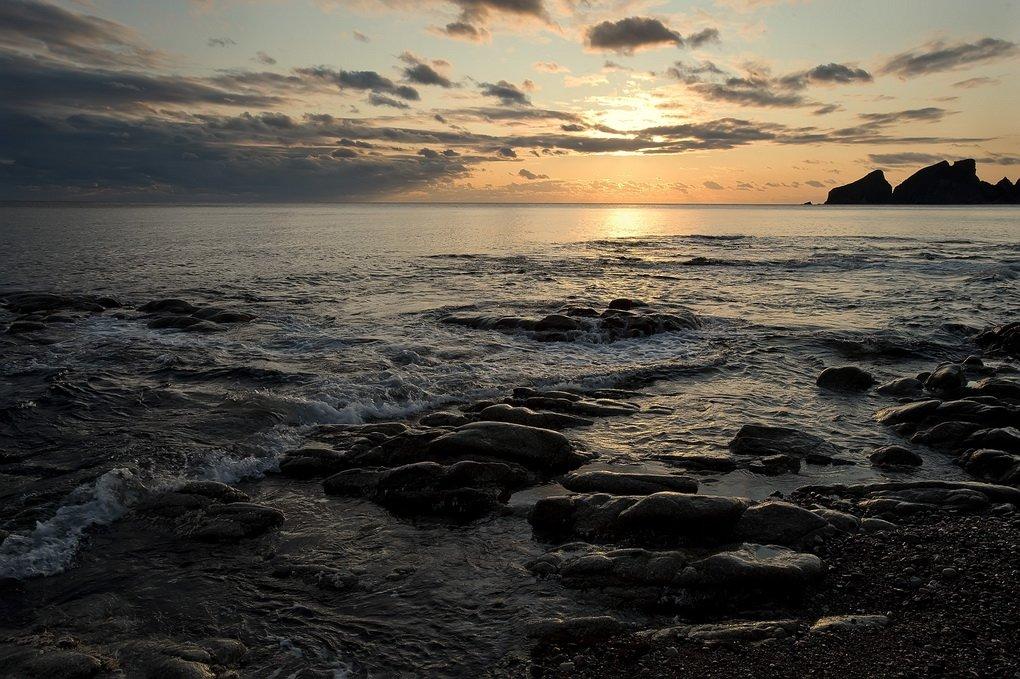 утро, море, восход, Igor Nelinov