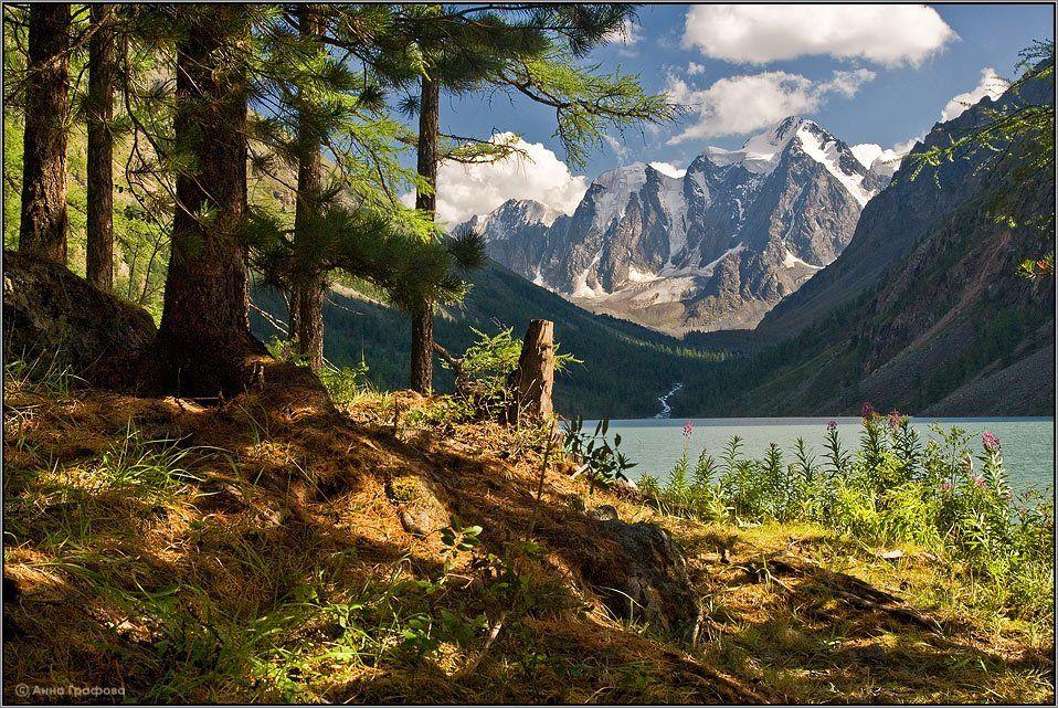 алтай, горы, горный алтай, шавлинское, озеро, мечта, сказка, красавица, аня графова, Аня Графова