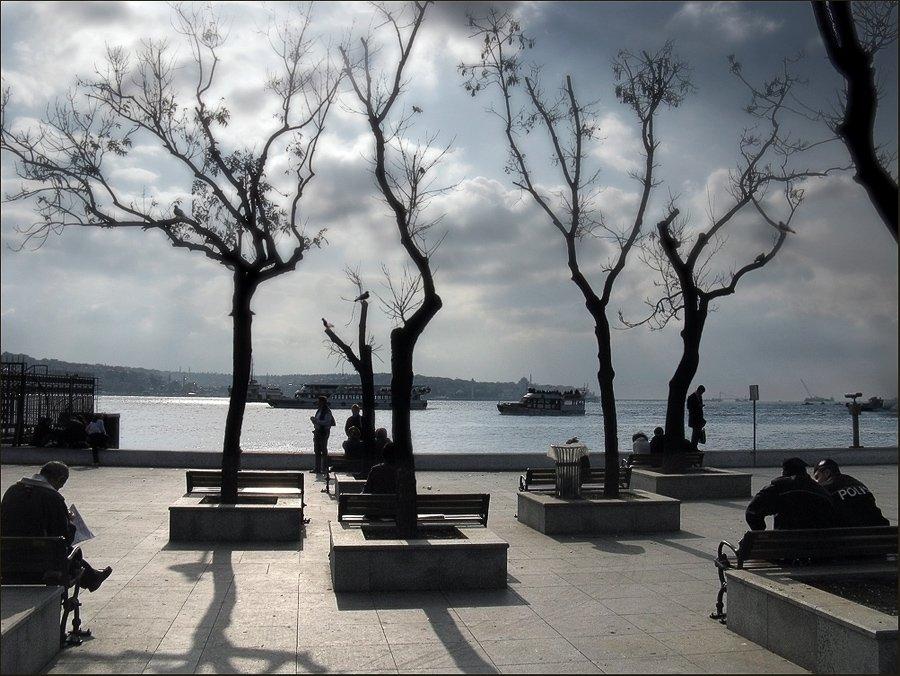 турция, стамбул, босфор, отпуск, ноябрь, море, Bobsfog