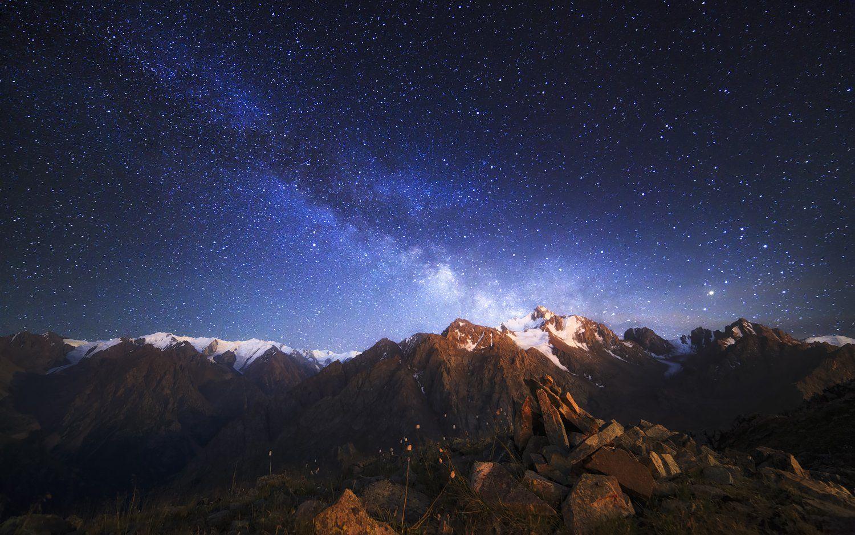 Казахстан, Ночь, Vitaliy Rage