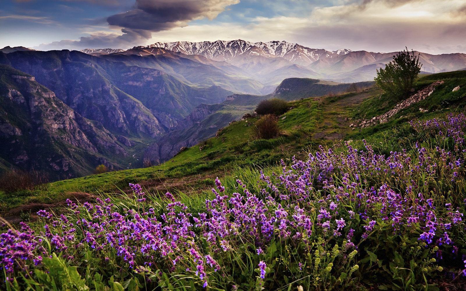 Armenia, Mountains, Армения, Горы, Сутковой Сергей
