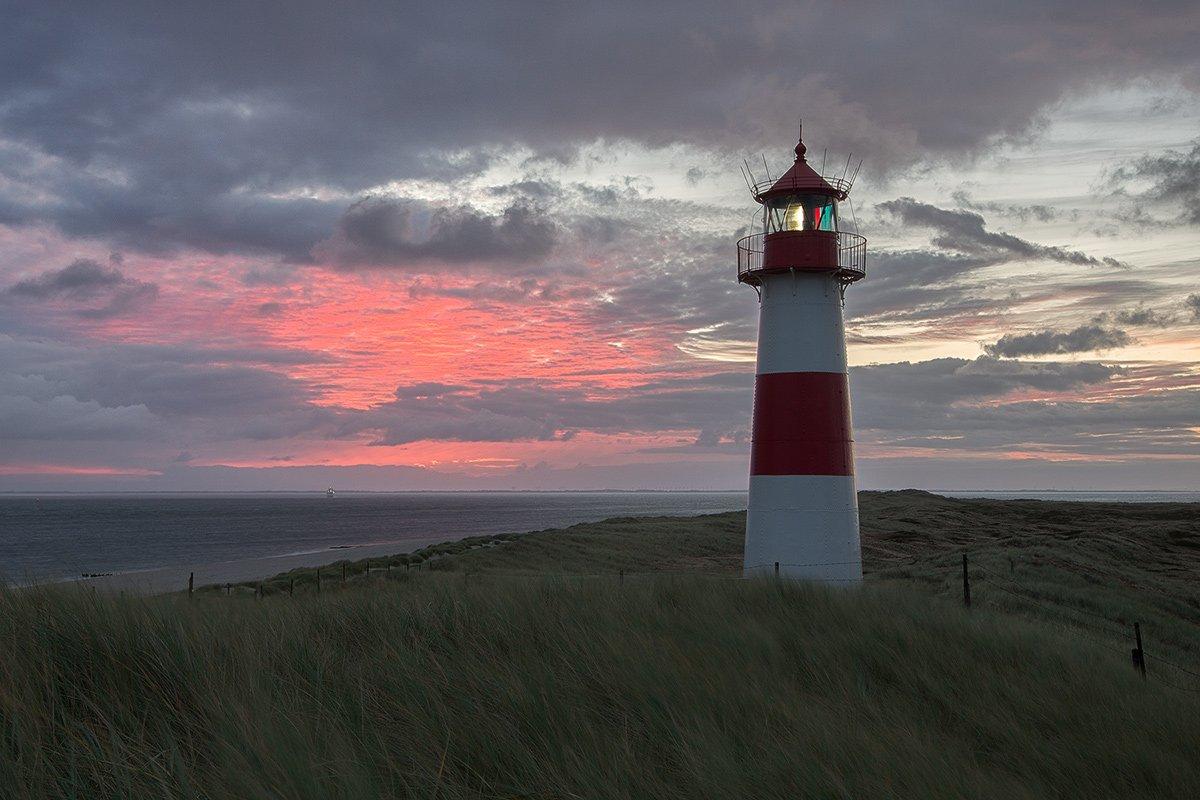 Lighthouse, Германия, Маяк, Evgeniy Sh.
