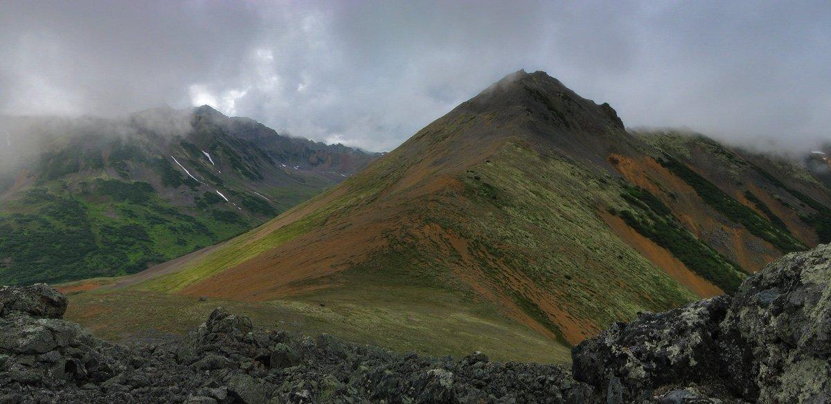 камчатка, горы, Alexander Gil