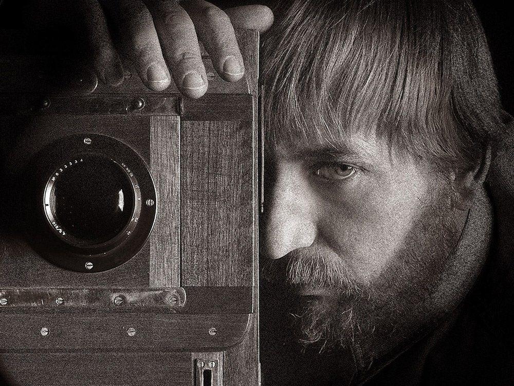 автопортрет, anver, Андрей Веретенников