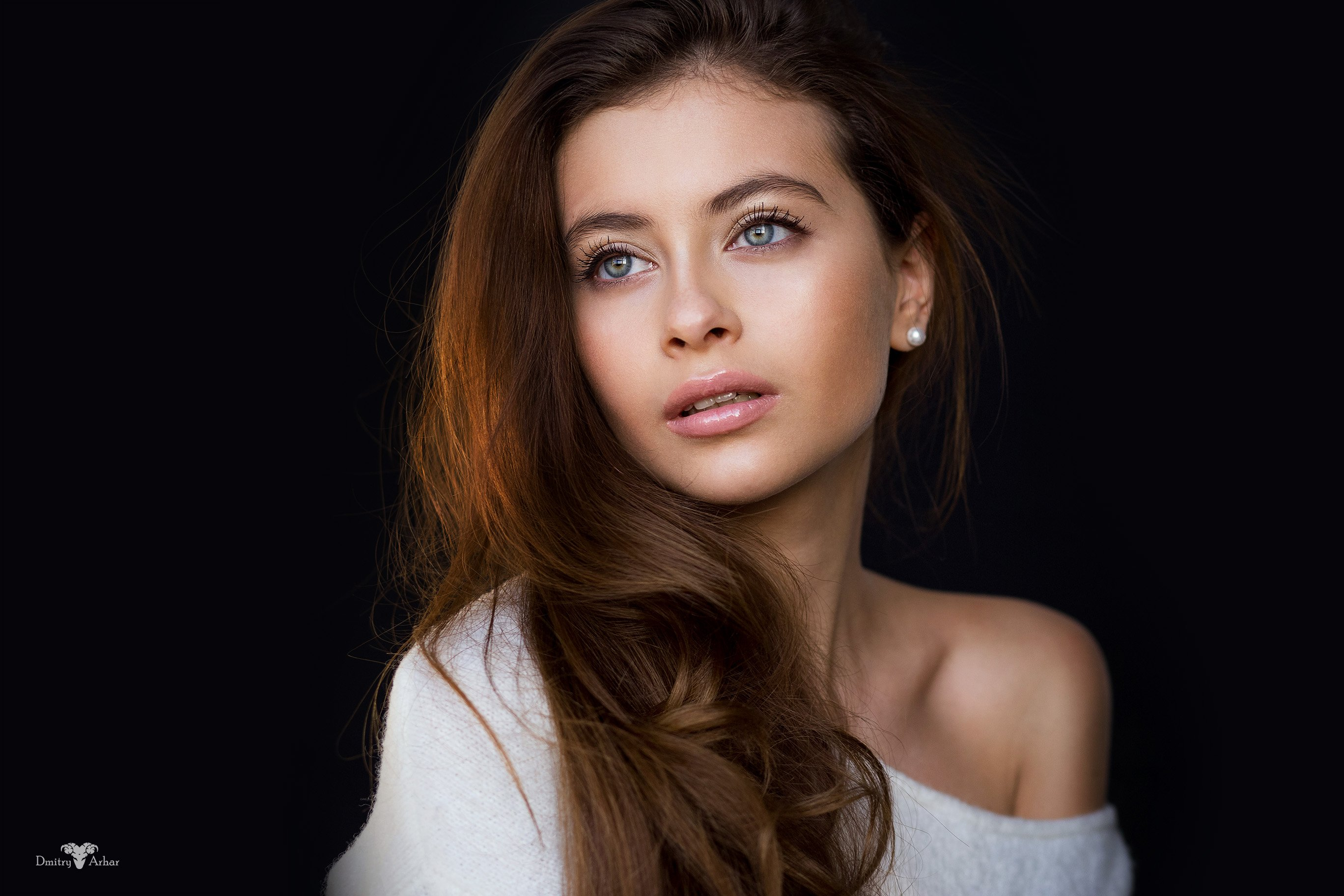 Beautiful, Beauty, Dmitry Arhar, Girl, Glamour, Look, Model, People, Photo, Portrait, Portret, Woman, Девушка, Модель, Портрет, Портрет девушки, Портфолио, Фотосессия, Dmitry Arhar