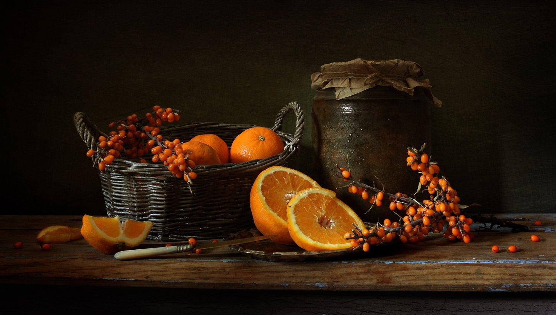 Апельсин, Облепиха, Карачкова Татьяна