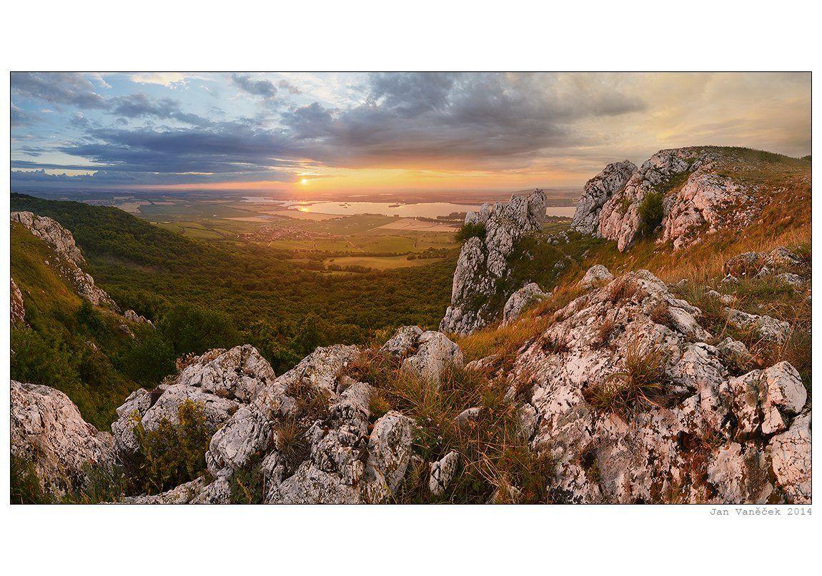 Pálava hills, Jan Vaněček