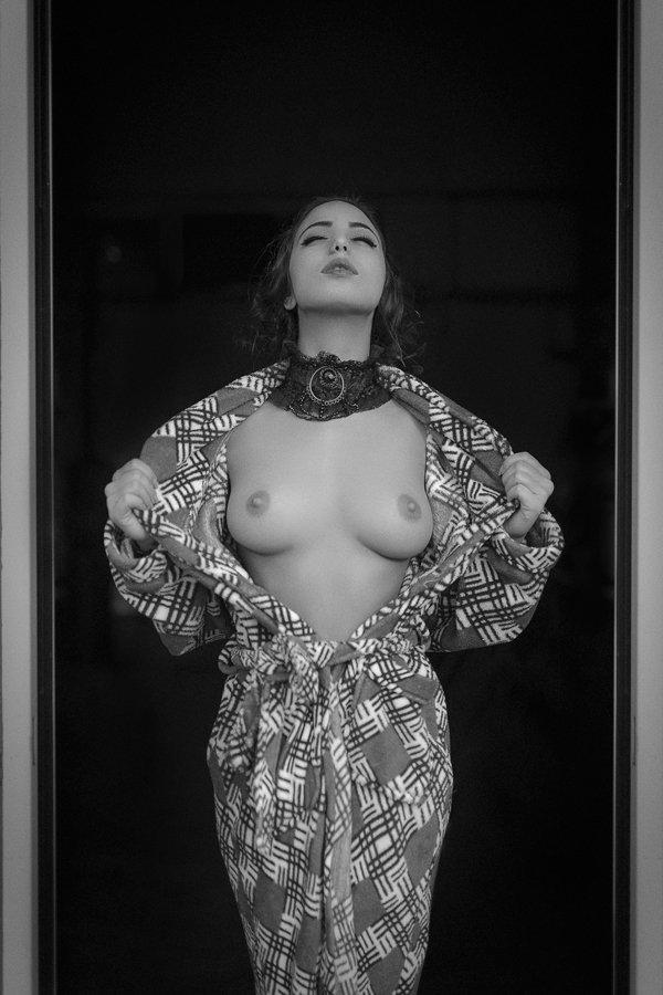 Nude, Ню, © Kalynsky