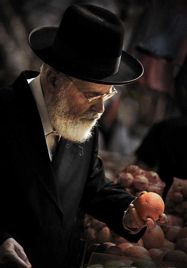 зигмунд фрейд, апельсин, рынок иерусалим, Maxim_Shamota
