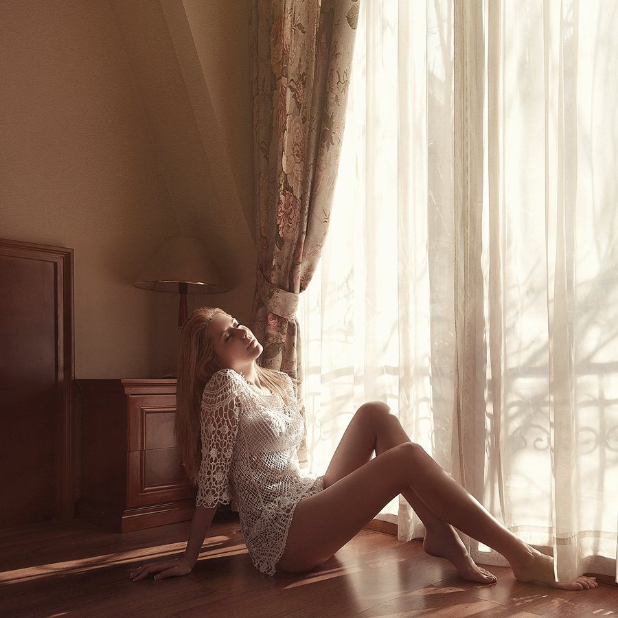 Portrait, Портрет, © Kalynsky