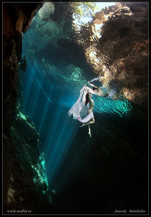 Cave chac mool, Анатолий Белощин, Мексика, Анатолий Белощин