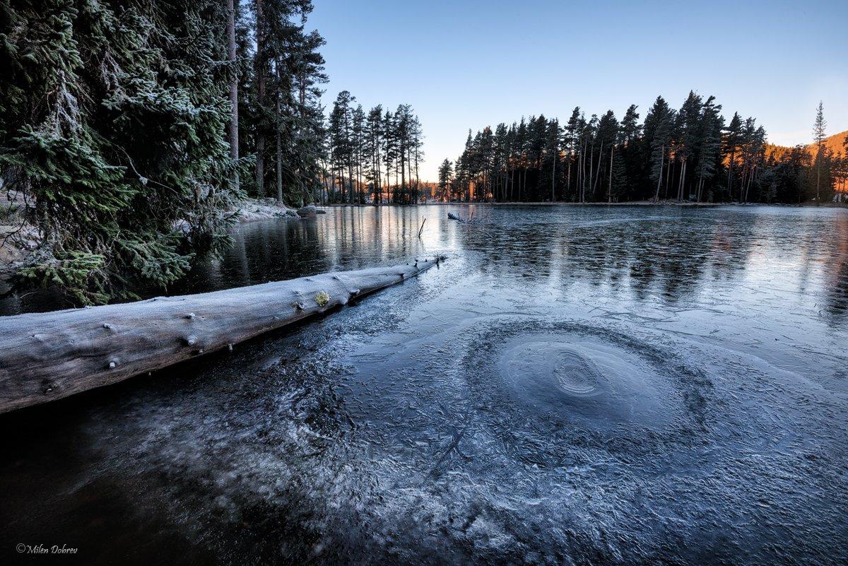 Bulgaria, Landscape, Ice, Милен Добрев