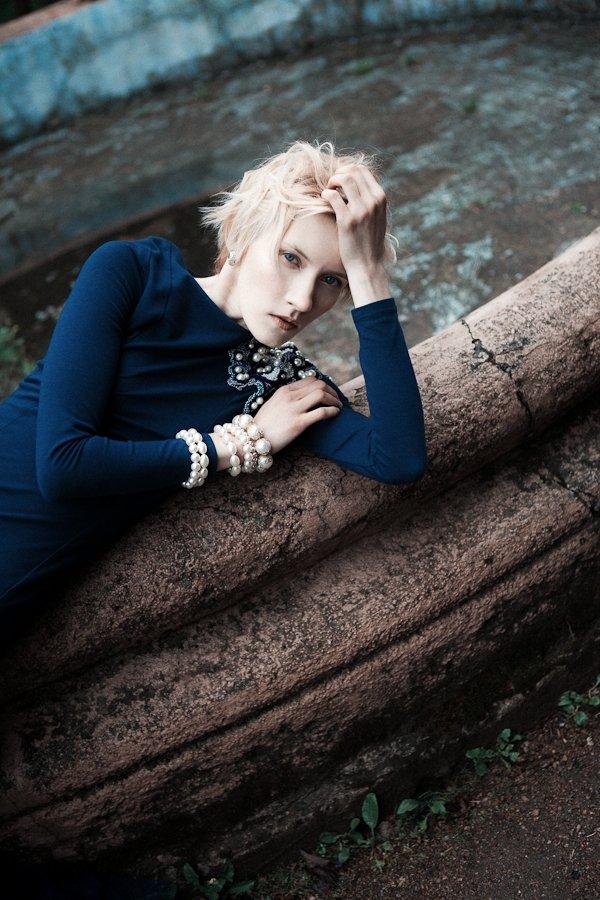 Fashion, Portrait, Фэшн, Портрет, Богдан Семенов