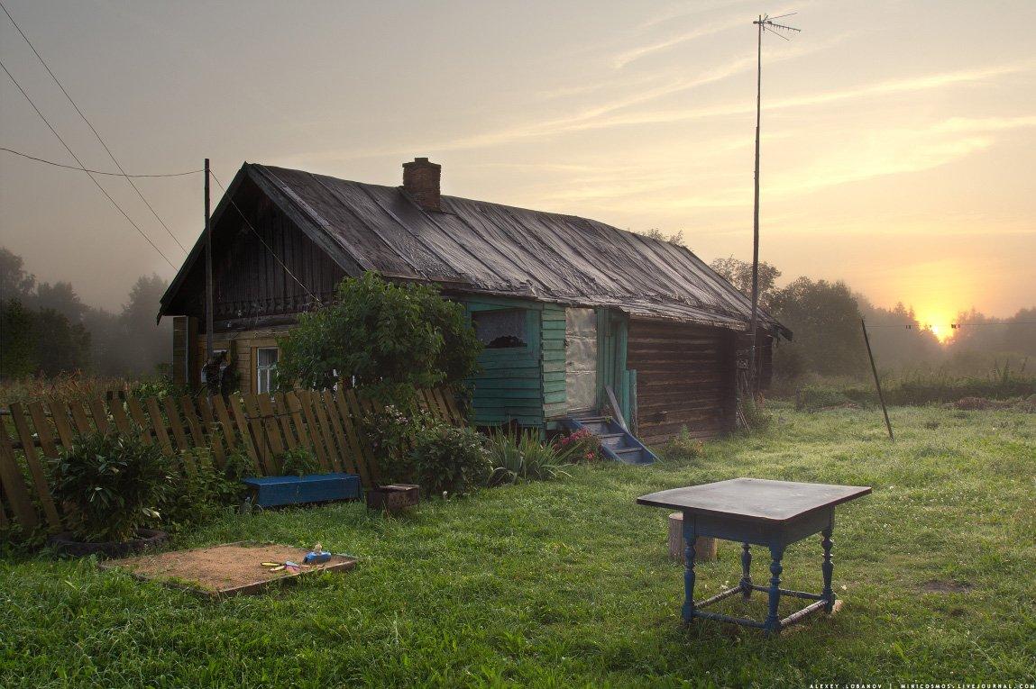 Деревня, Ярославская область, Алексей Лобанов