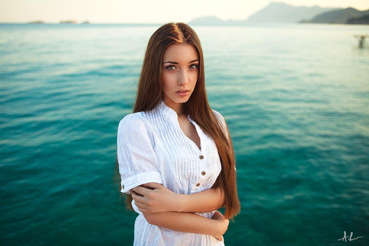 Portrait, beauty, model, Кирилл Аверьянов