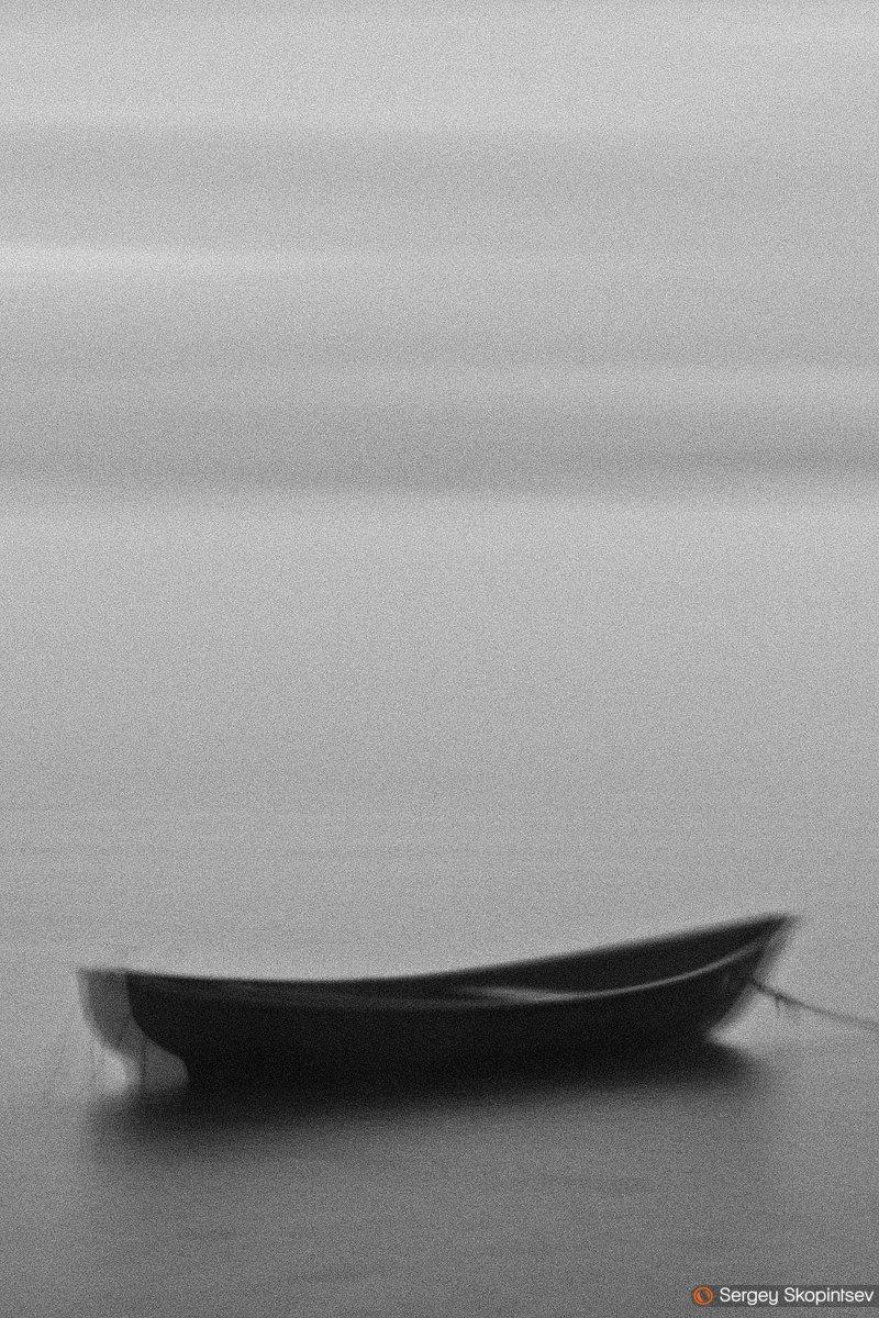 boat, skiff, , Sergey Skopintsev
