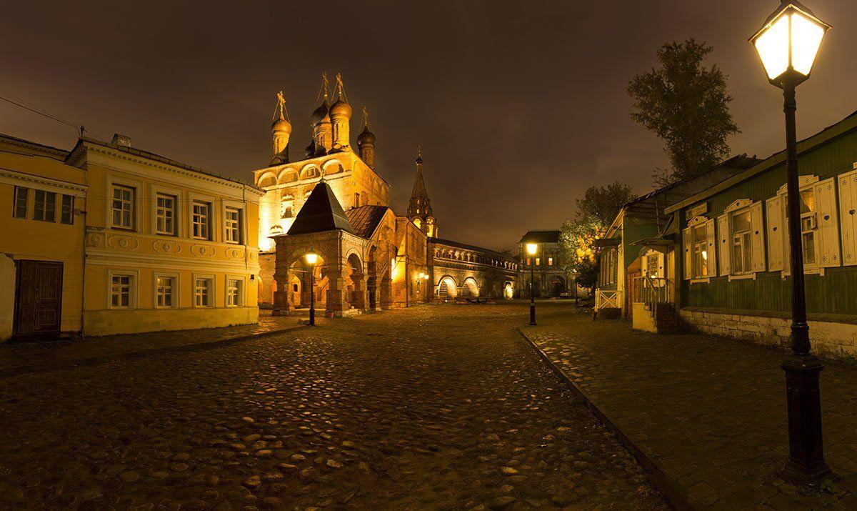 Москва, raufz