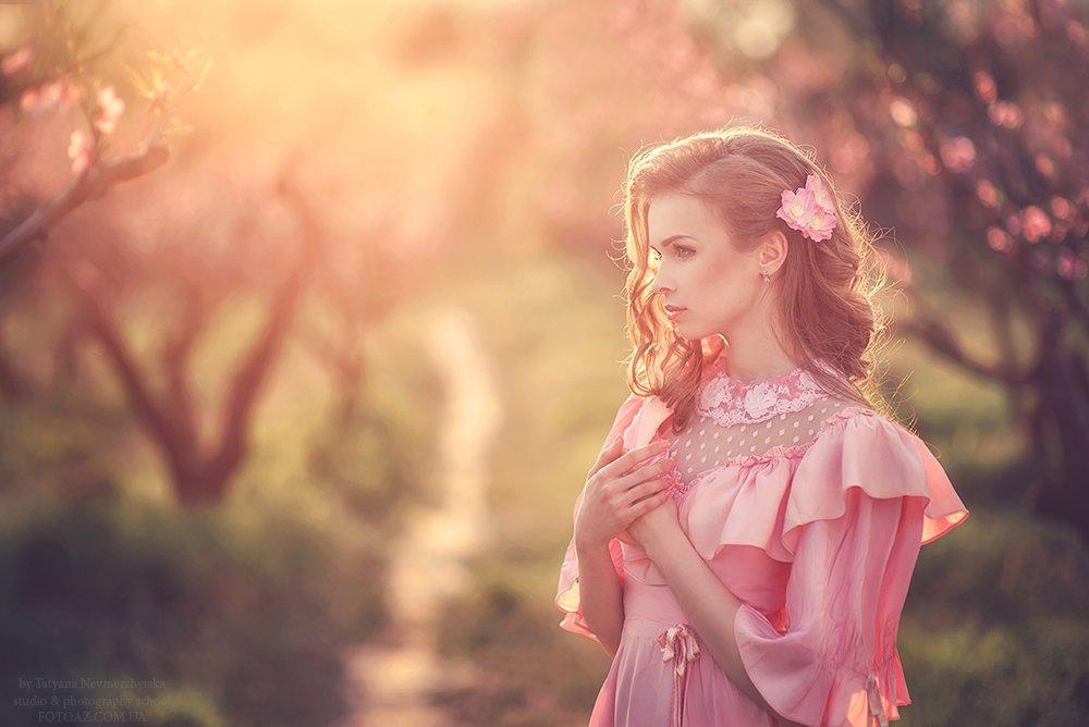 Pink, Sunset, Невмержицкая Татьяна