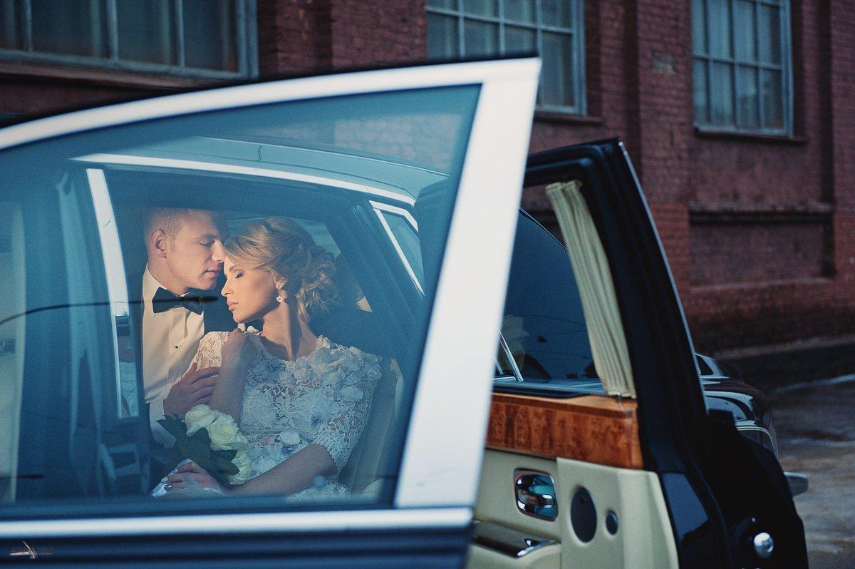 свадьба, Александр Лобач