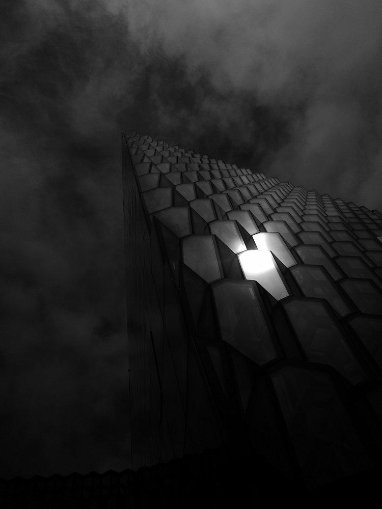 Architecture, Blackandwhite, Iceland, Ксения
