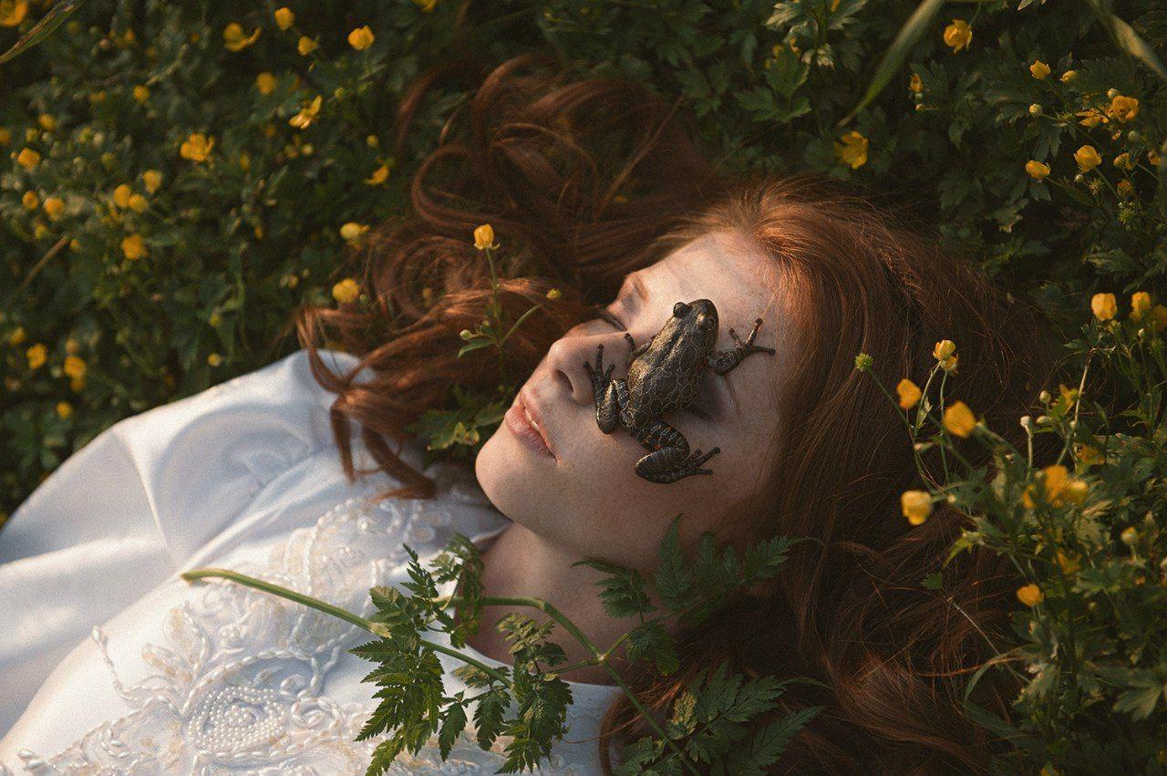Girl, Photo, Portrait, Summer, Ольга Баранцева