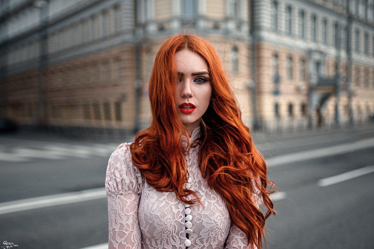 Portrait, Портрет, Георгий Чернядьев