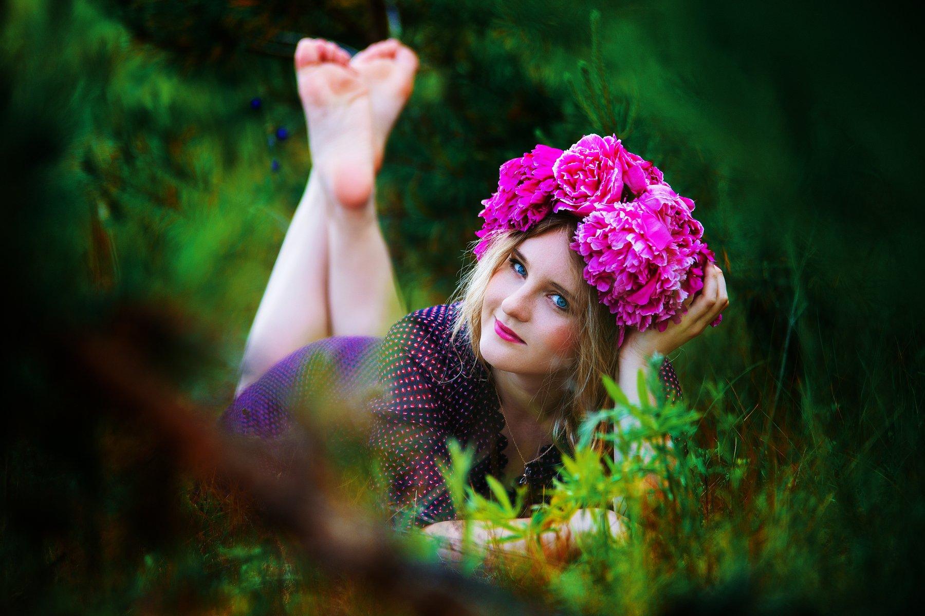 цвет, Александр Калинин