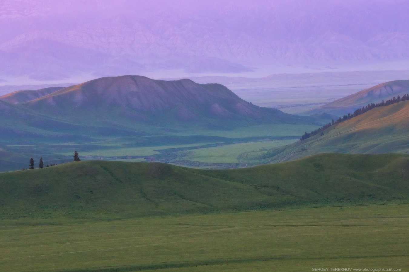 Река Текес, Река Шалкоде, Сергей Терехов