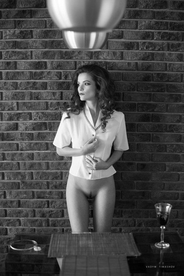 Art, Beauty, Nude, Print, Вадим Тимашов