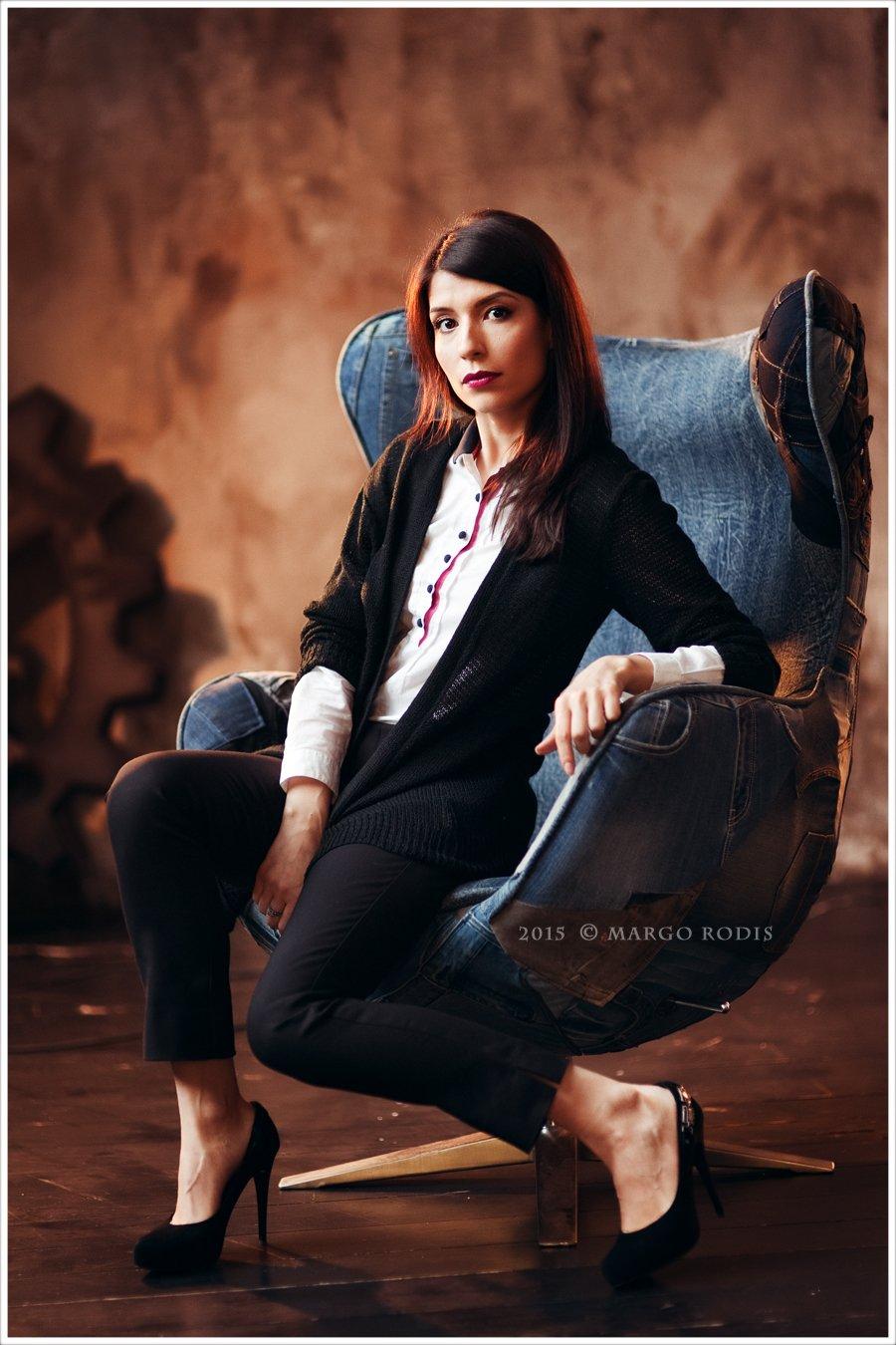 portrait, , Марго Родис