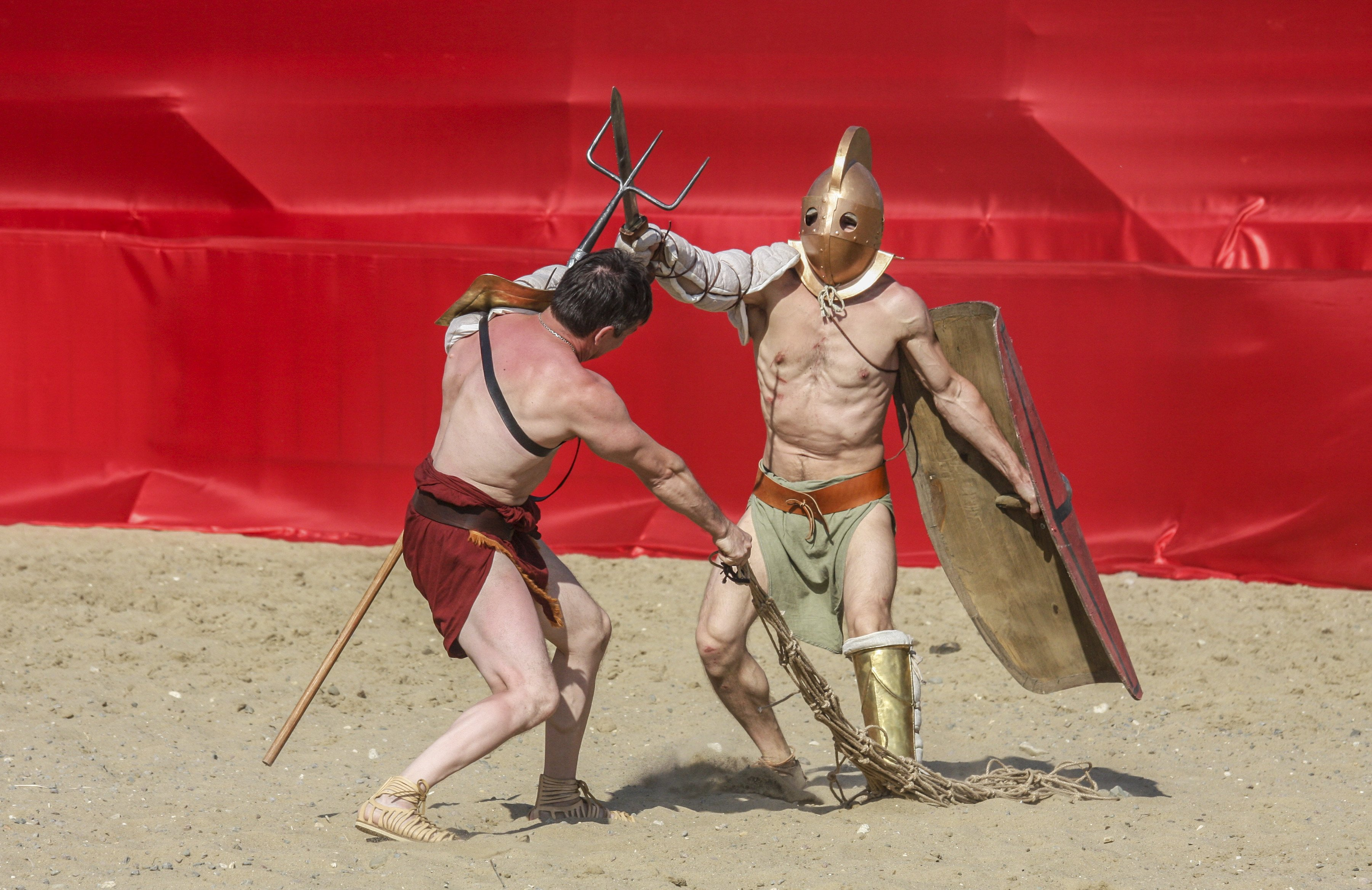 Рим,сражение, Марго13