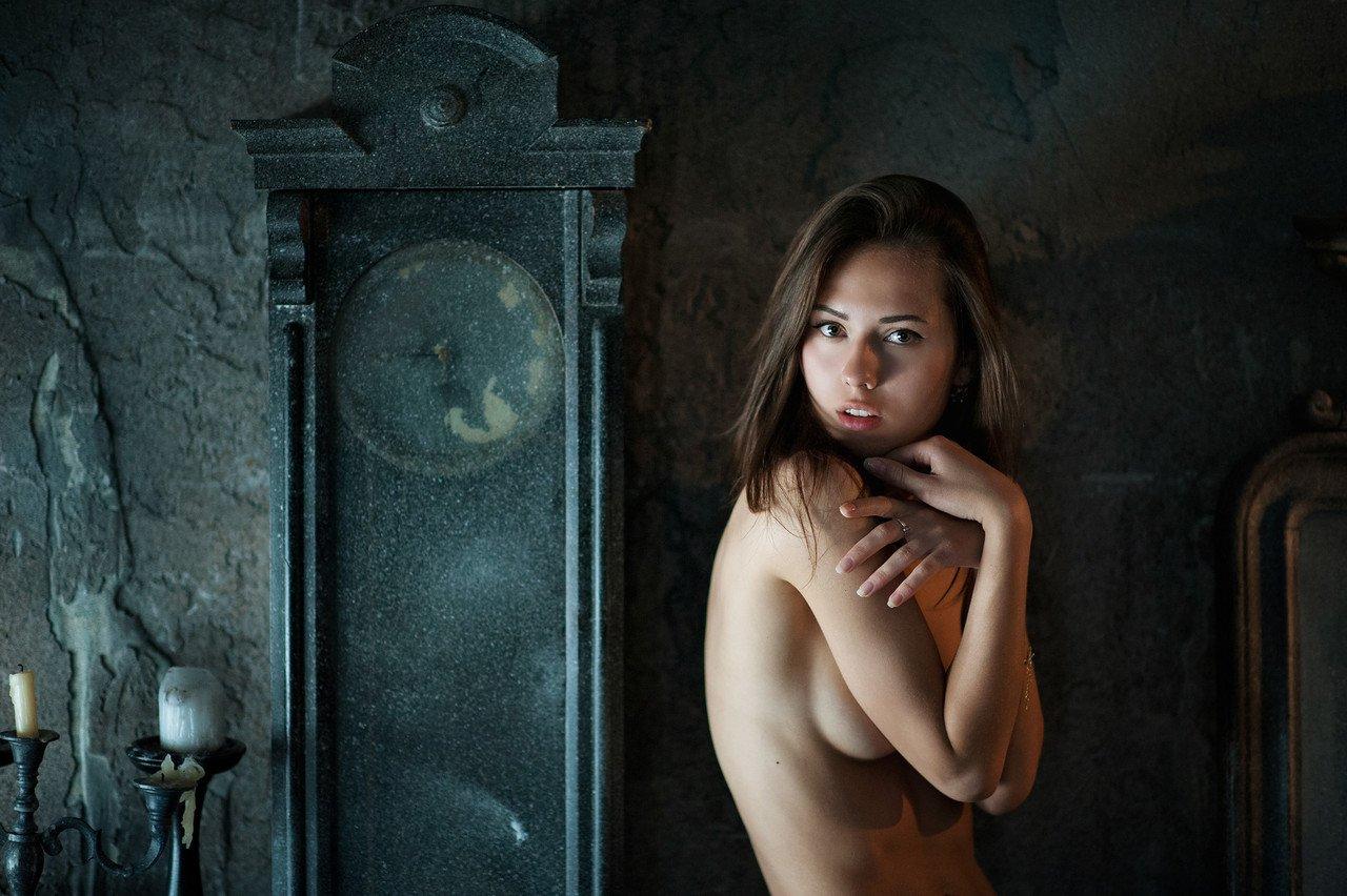 2015, portrair,girl, портрет,девушка,, Максим Максимов