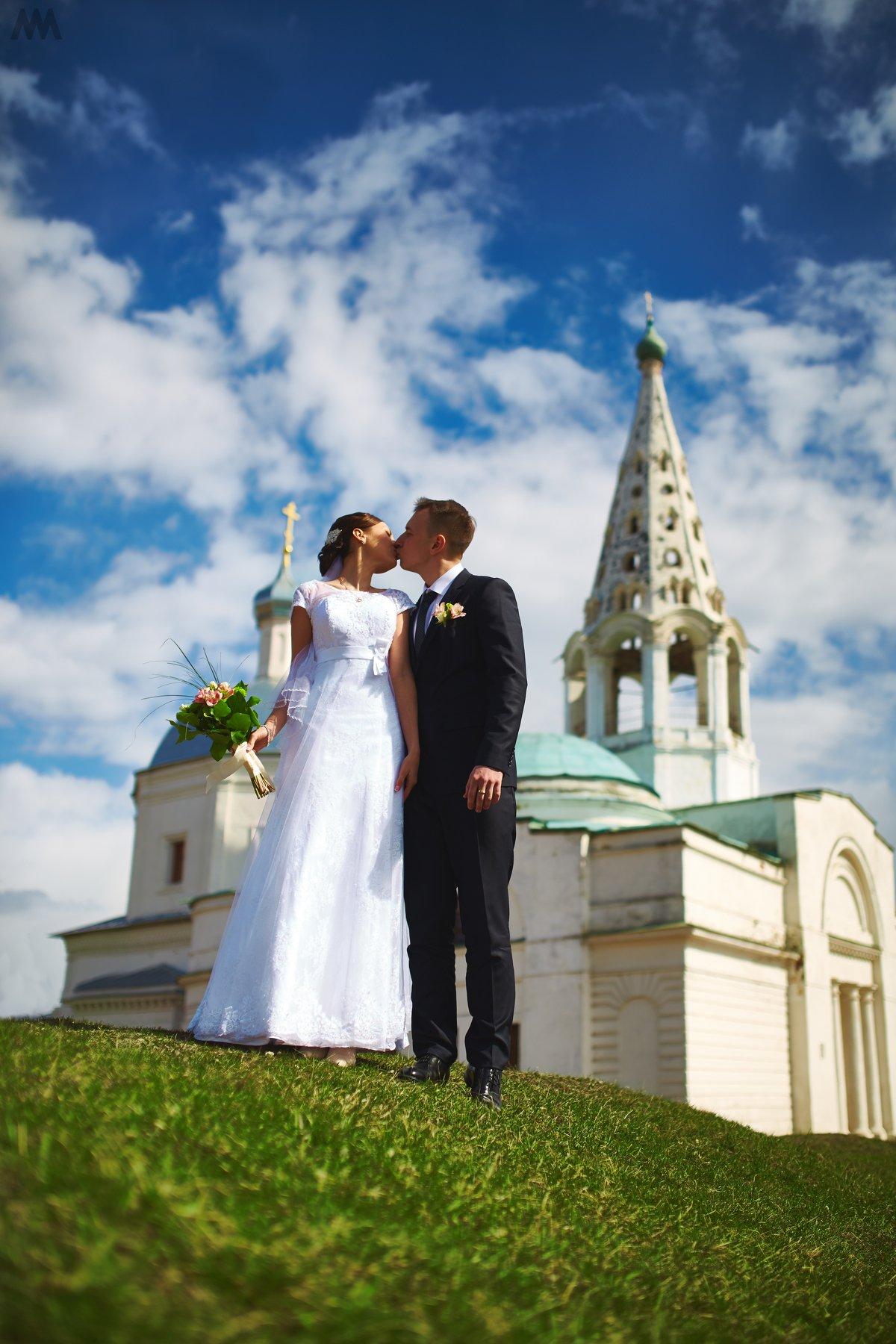 wedding, свадьба, жених, невеста, любовь, серпухов, подмосковье, россия, Михаил Минков