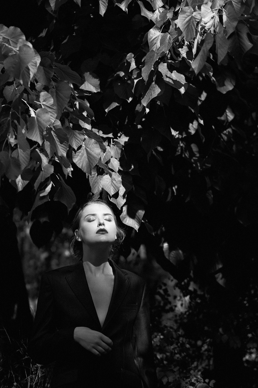 портрет ; модель;, Енгибарова Ольга