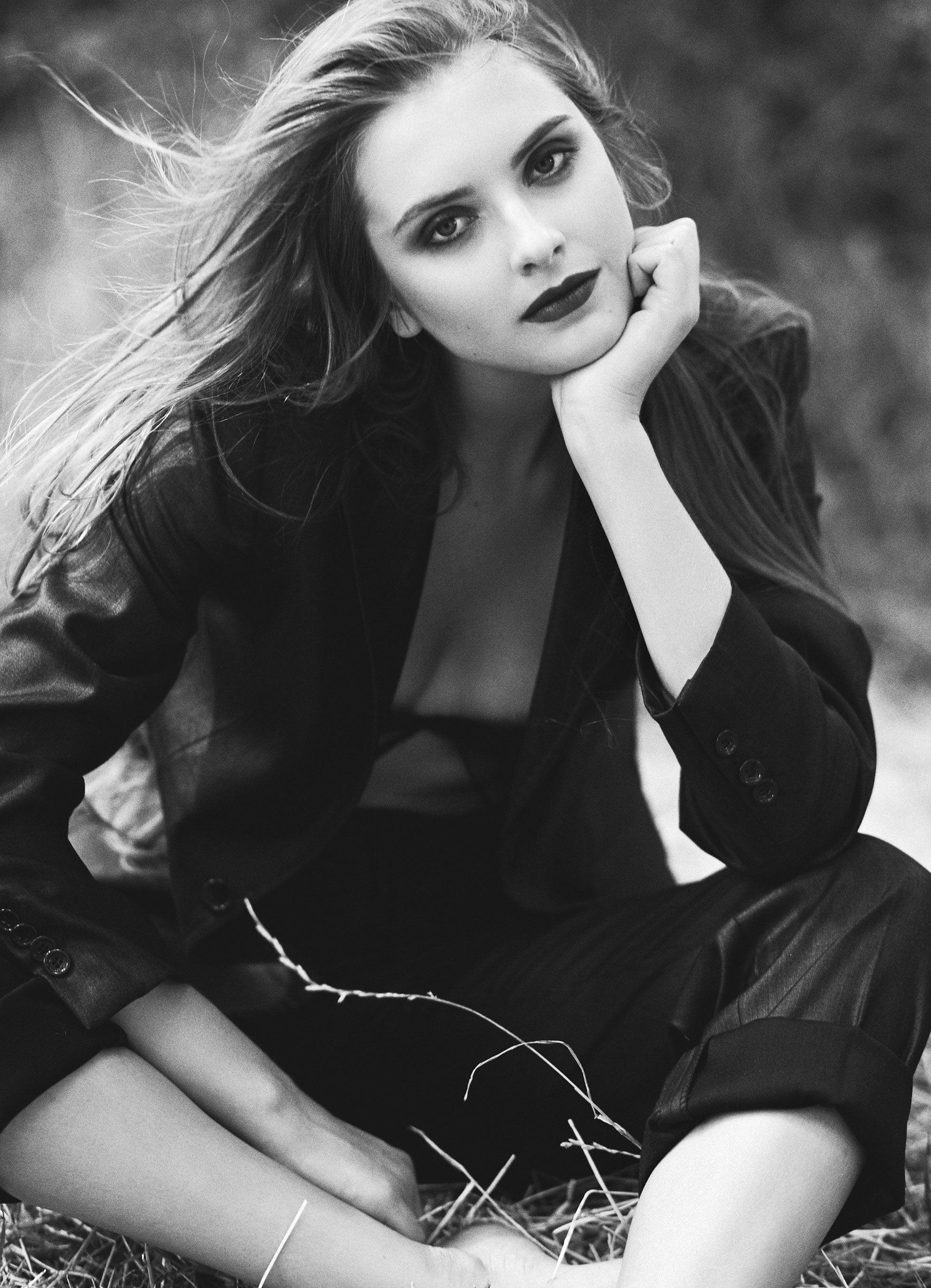 портрет; девушка;модель;, Енгибарова Ольга